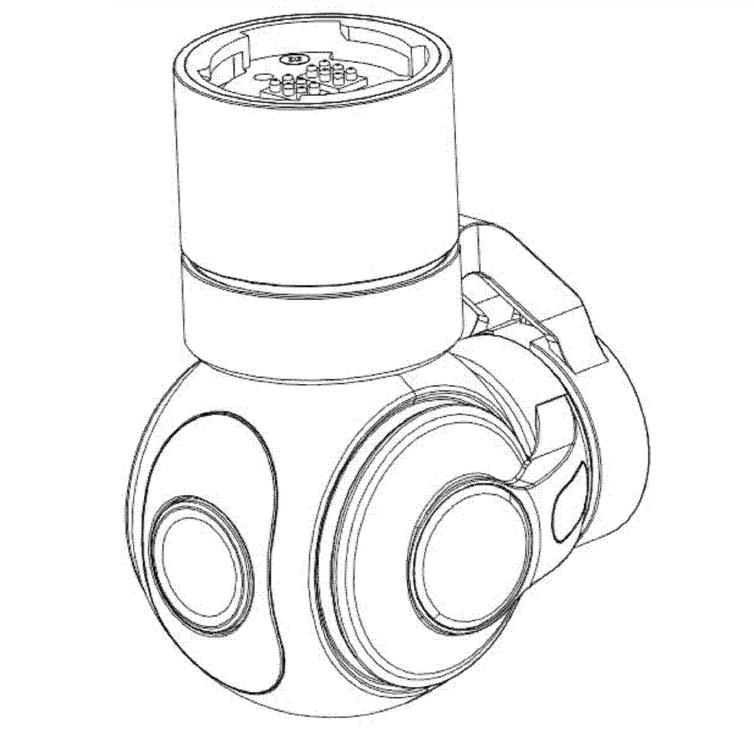 小米攝影機設計專利