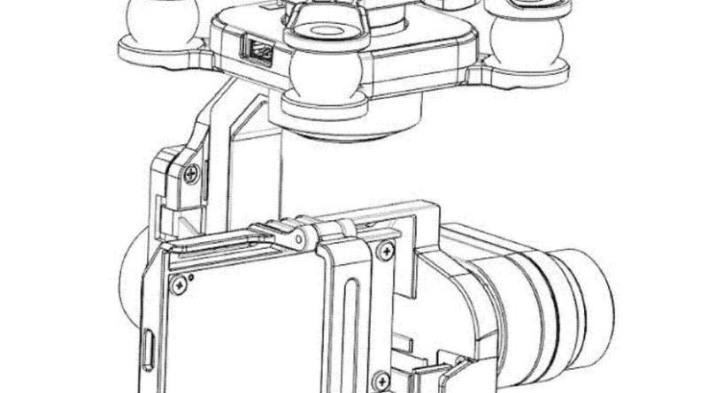 小米雲台設計專利