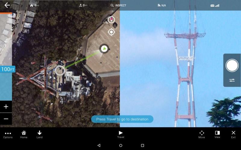 3D Robotics Site Scan app