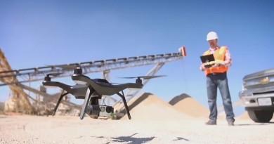 3DR 夥 Sony•Autodesk 合推無人機空中測繪 3D 地圖方案