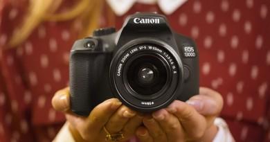 Canon EOS 1300D 規格變動不大 1200D 用戶無需考慮升級