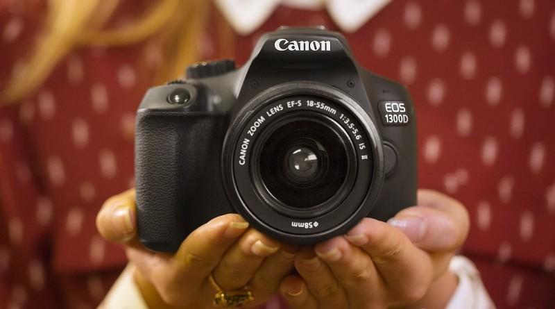 Canon EOS 1300D 規格變動不大