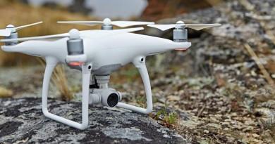 DJI Phantom 4 正式亮相!避障系統欠驚喜 智能飛行更搶眼