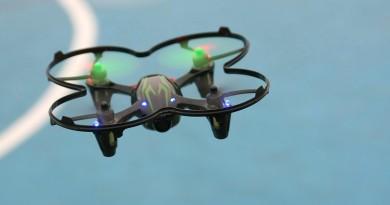 PS4 搖桿式遙控器搭載!Hubsan X4 Camera 航拍機操控評測