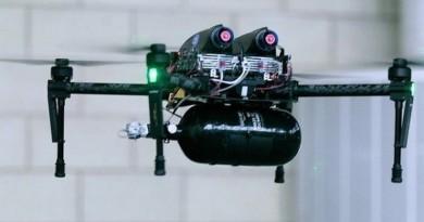 無人機連飛 2 小時!Intelligent Energy 氫電池創超強續航力