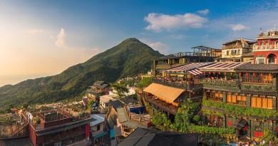 台北 10 大空拍景點最強推薦(下) #9 你一定有去過!