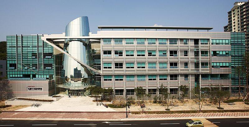 浦項科技大學外觀