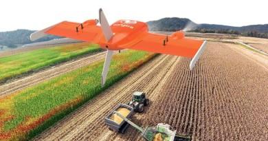 [CeBIT 2016] Wingtra 無人機結合定翼‧旋翼 劍指精準農業
