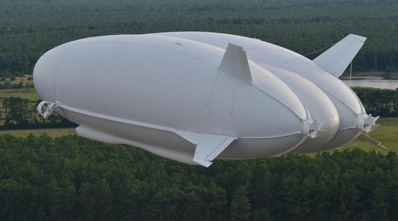Airlander 10 飛行器 全球最大