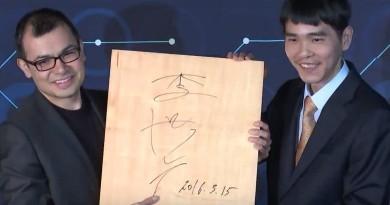 人機圍棋大戰最終回!AlphaGo 再勝李世石 下一步劍指柯潔