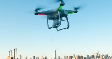 美國無人機激增 3 倍!2020 年將有 700 萬部滿天飛