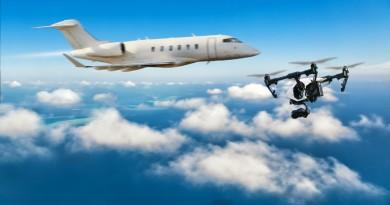 英國客機僅差 3 米即撞無人機•美國險撞事故暴增至每日 3 宗