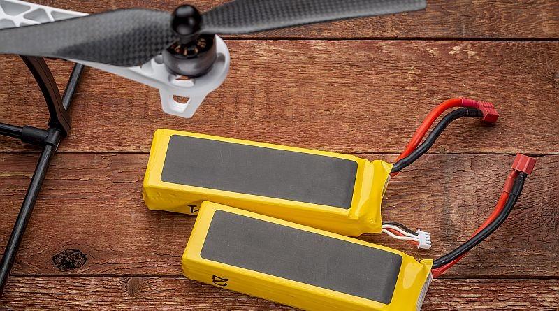 韓國無人機超強電池勁耐用