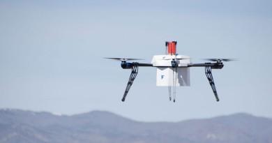 美國首例!Flirtey 全自動無人機市區送貨試飛成功