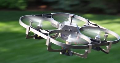 3D 列印巨型無人機 Freebird One 防撞抗雪全天候飛翔
