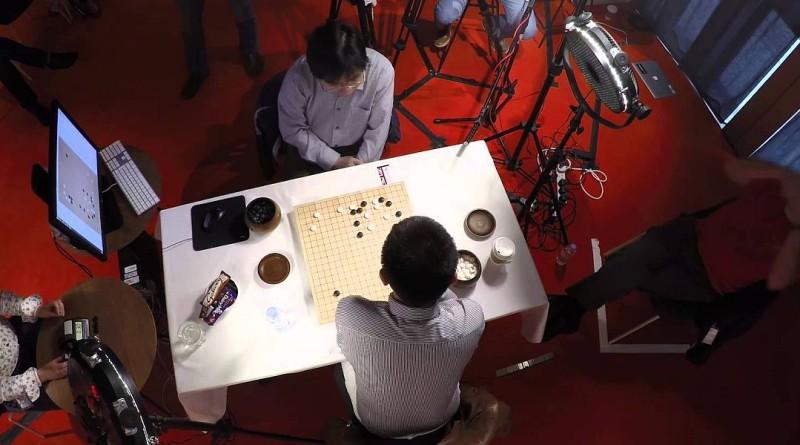 Google 人工智能 AlphaGo 擊敗南韓圍棋世界冠軍