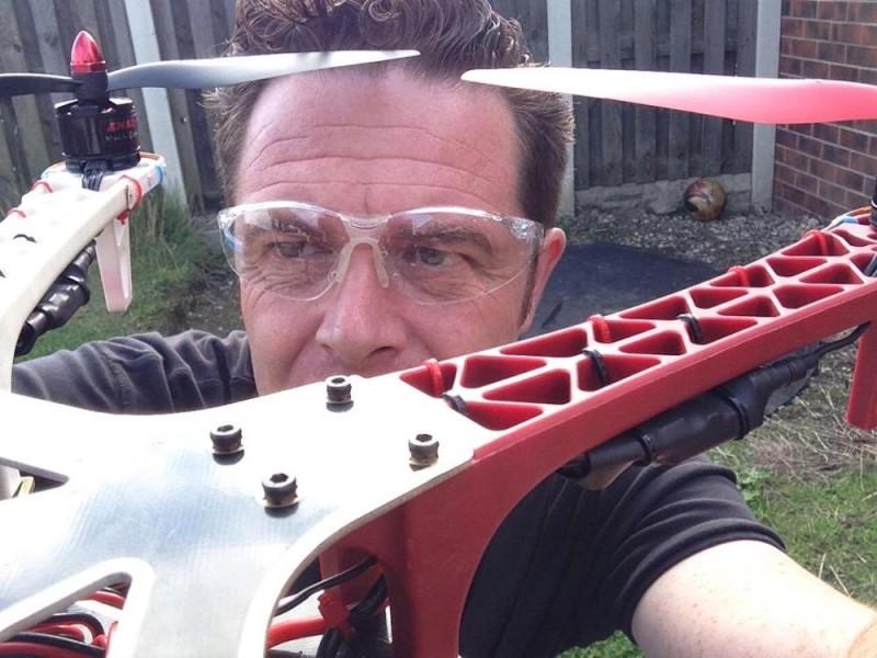 Andrew Spaceman 成立無人機二手網上交易平台 Drone Junk Yard。
