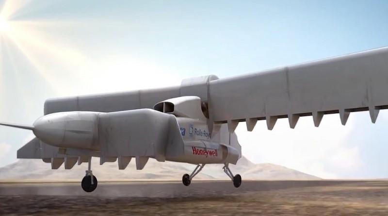 直升定翼無人機 LightningStrike 超霸氣