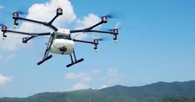 DJI 農業植保機 MG-1 開售 兼營培訓‧貸款一站式服務