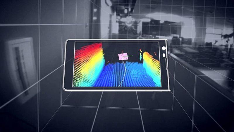 Google Project Tango計劃下的智能手機 / 平板電腦,將內建 3D 感應器,實現室內導航、沉浸式遊戲等 app 應用方案。