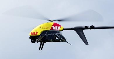 澳洲海岸救援神器!Little Ripper無人機偵測鯊魚‧營救受害者