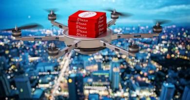 Foodpanda 新加坡試行無人機送餐 半小時內使命必達!