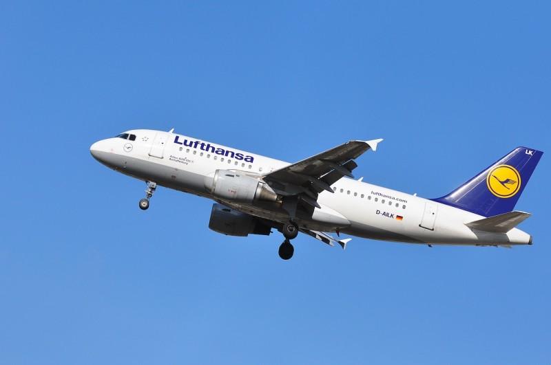 漢莎一班客機與無人機險撞。