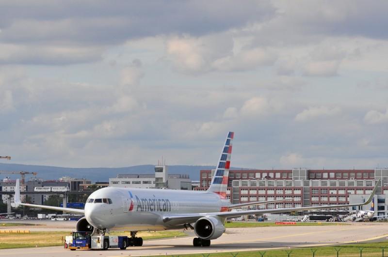 美國航空客機機師急轉向,才避免與無人機相撞。