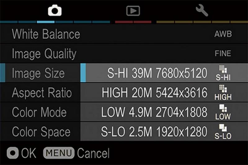 Sigma sd Quattro 的有效拍攝像素為 1,960 萬,惟啟動「S-HI」後,則可拍攝 3,900 萬像素的照片。