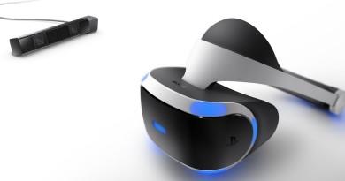 PlayStation VR 十月登場 定價比 HTC VIVE 便宜一半!