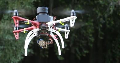簡易版光學雷達 Sweep 讓學生輕鬆組裝自動避障無人機