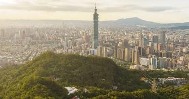 台北市無人機法案 2016 年底出爐 專管 15 公斤以下飛行器