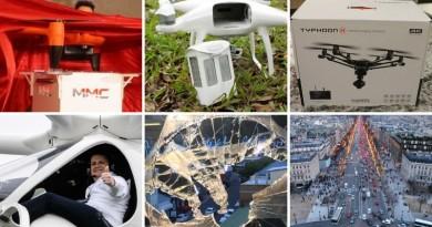 【一周熱話】世上最不可思議的 6 部無人機 #2 看完我驚呆了