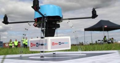 無人機送貨快將入屋!澳洲郵政 2016 年底推公眾測試