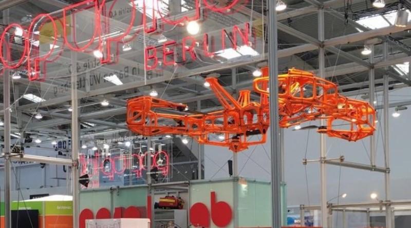 DUSTER BigRep 3D列印 無人機