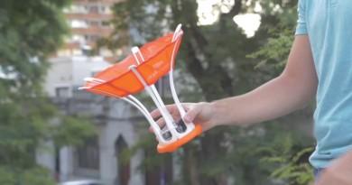 Birdie 不是無人機,但可能是世上最便宜 GoPro 空拍飛行器