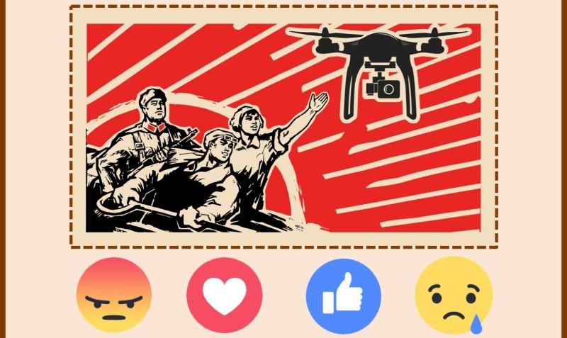 DJI 私隱爭議 Facebook 投票