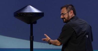 為 Oculus Rift 助攻!Facebook 發表全景相機 Surround 360