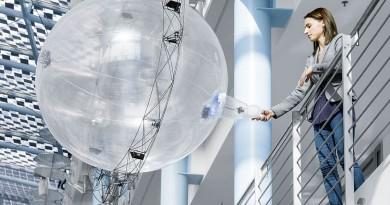 這也是送貨無人機?FreeMotionHandling 氦氣球搭槳翼齊飛