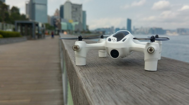 世上最小高清圖傳空拍機 Hubsan H107D+ FPV X4 Plus