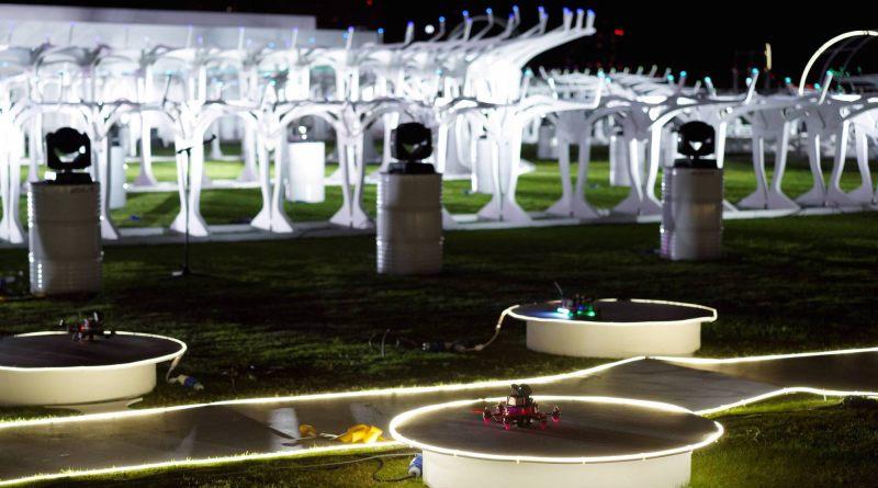 World Drone Prix(Ken Loo 攝)
