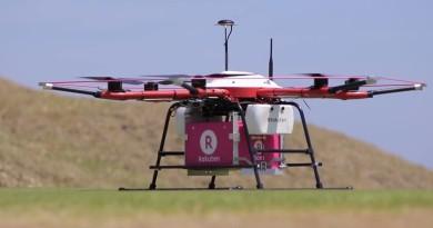 日本擬制定新飛行法規 准無人機跨山越海送貨