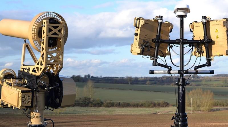 反無人機 系統 英國 Blighter