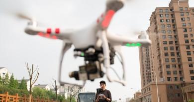 DJI 與中國政府共享用戶數據 香港無人機玩家或難逃監控