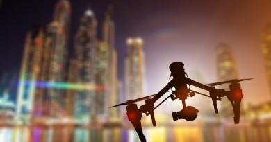 FAA 釋出更大善意?美國首次批准商用無人機夜間試飛