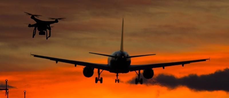全球首宗無人機撞客機事故可能搞錯了