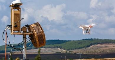 反無人機保護罩 Drone Dome 全天候防衛 360 度無死角