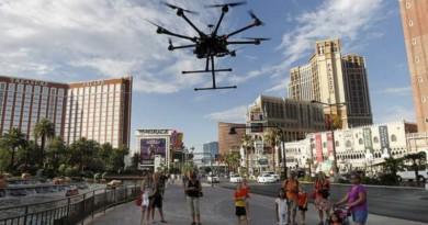美國無人機法規放寬有望 任何重量多軸飛行器皆可飛越人群