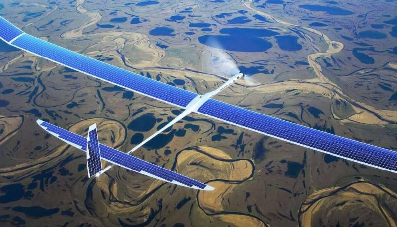 Google 計劃用人造衛星及無人機向全球發送 Wi-Fi 訊號。