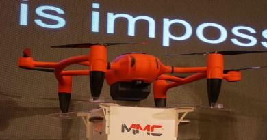 HyDrone 1800 連飛 4.5 小時?中國氫電池無人機竟超英趕美了?!